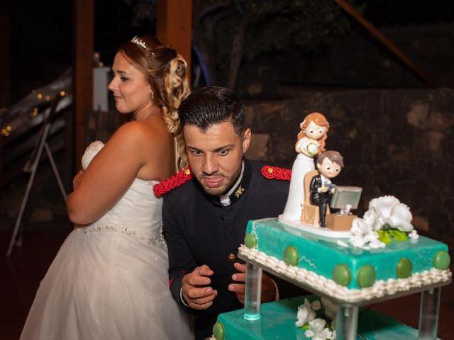 La boda de Samuel y Raquel en Teror, Las Palmas 2