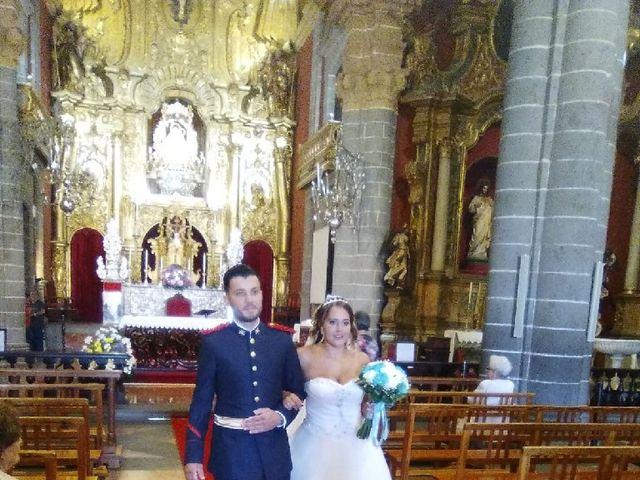 La boda de Samuel y Raquel en Teror, Las Palmas 6