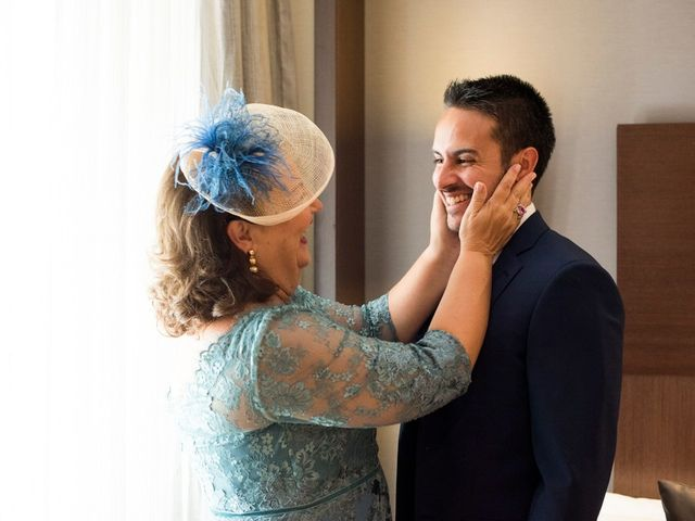 La boda de Manuel y Cristina en Guadalajara, Guadalajara 4