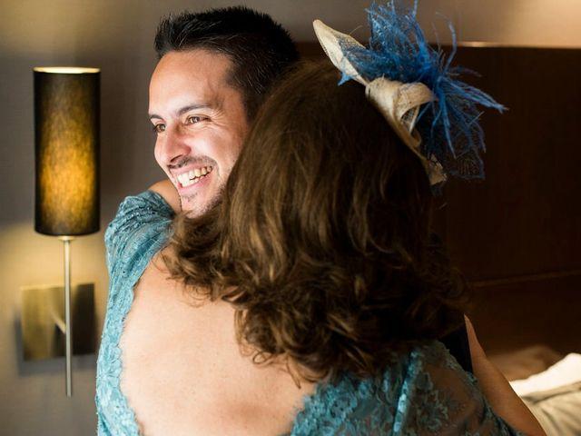 La boda de Manuel y Cristina en Guadalajara, Guadalajara 5