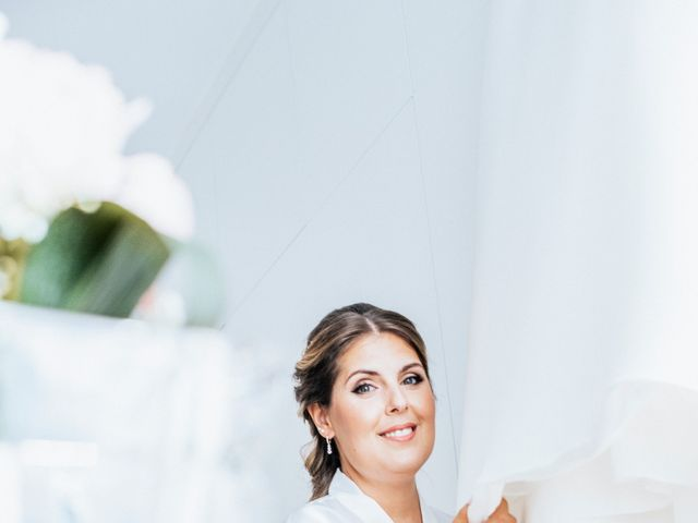 La boda de Manuel y Cristina en Guadalajara, Guadalajara 14