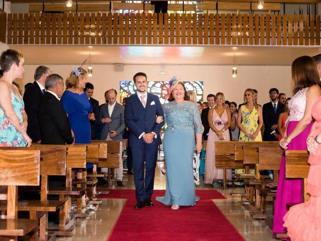 La boda de Manuel y Cristina en Guadalajara, Guadalajara 23