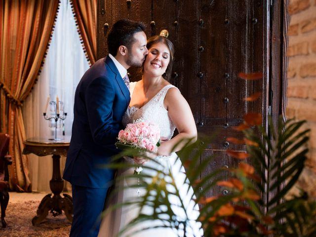 La boda de Manuel y Cristina en Guadalajara, Guadalajara 27
