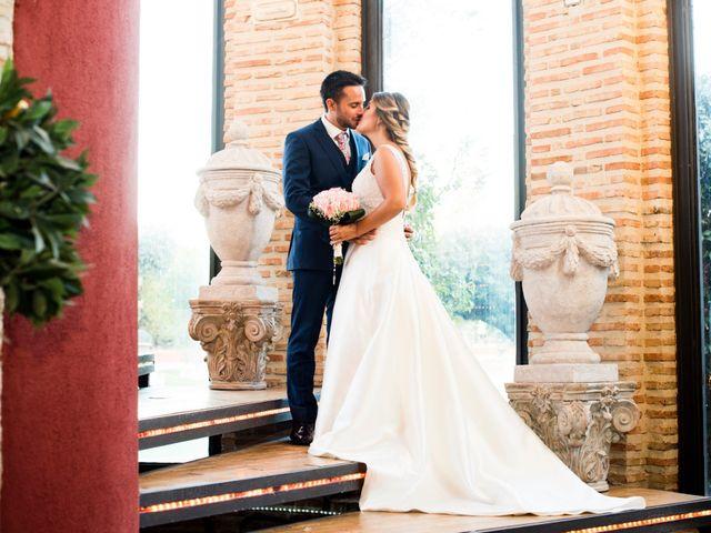 La boda de Manuel y Cristina en Guadalajara, Guadalajara 28