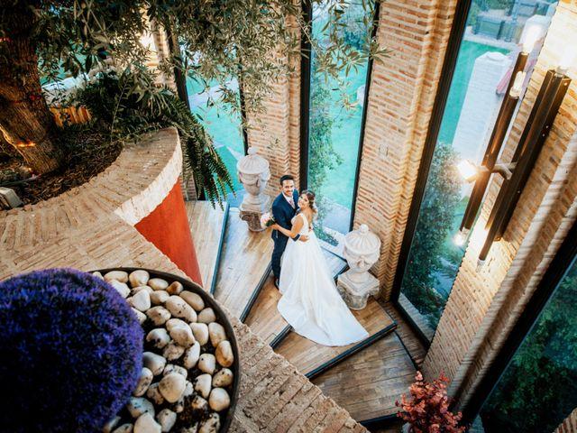 La boda de Manuel y Cristina en Guadalajara, Guadalajara 30