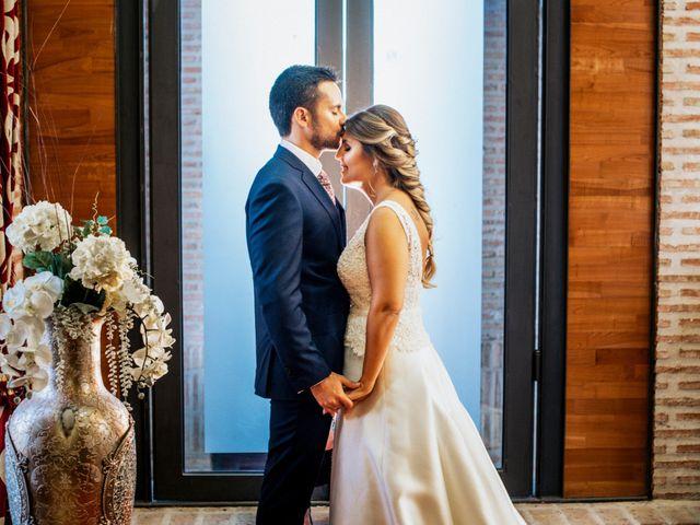 La boda de Manuel y Cristina en Guadalajara, Guadalajara 31
