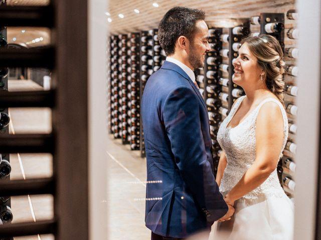 La boda de Manuel y Cristina en Guadalajara, Guadalajara 33