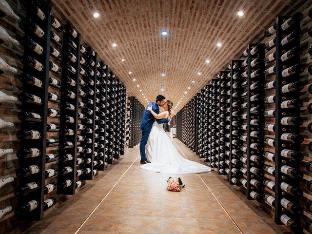 La boda de Manuel y Cristina en Guadalajara, Guadalajara 35