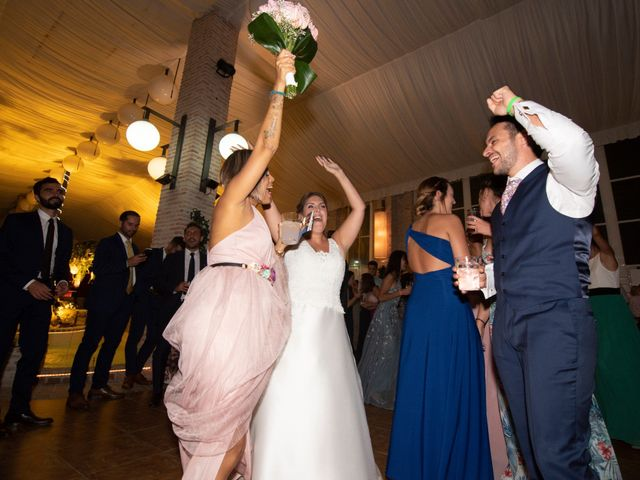 La boda de Manuel y Cristina en Guadalajara, Guadalajara 42