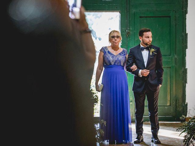 La boda de Jordi y Desirée en Sant Cugat Del Valles, Barcelona 11