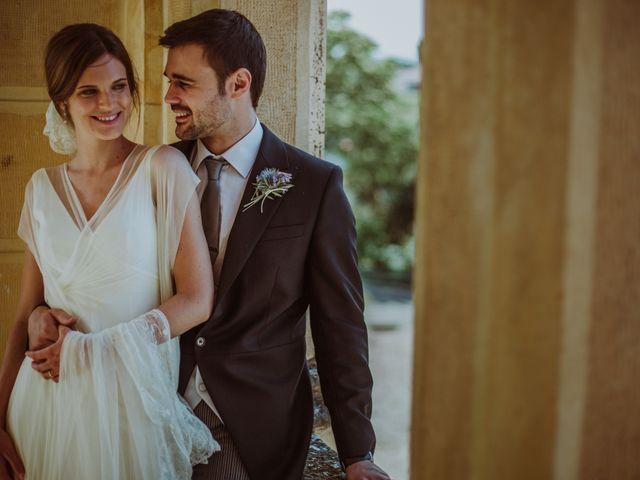 La boda de Pia y Íñigo