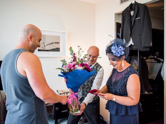 La boda de Roberto y Carol en Cubas De La Sagra, Madrid 4