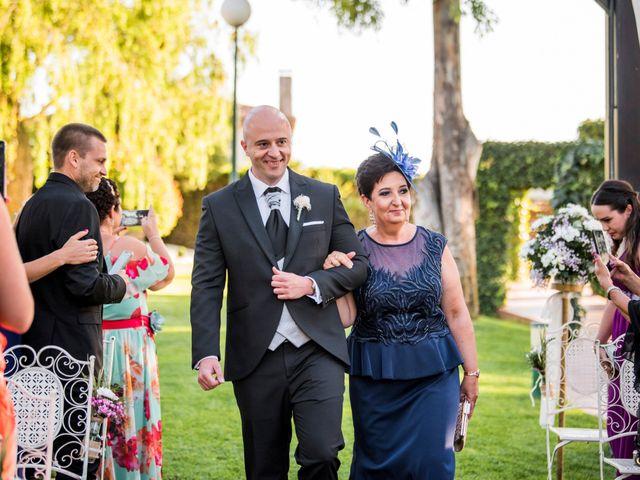 La boda de Roberto y Carol en Cubas De La Sagra, Madrid 54
