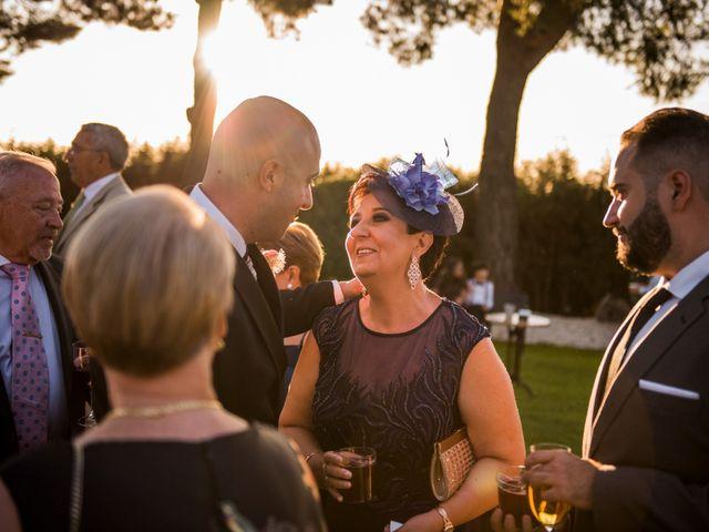 La boda de Roberto y Carol en Cubas De La Sagra, Madrid 80