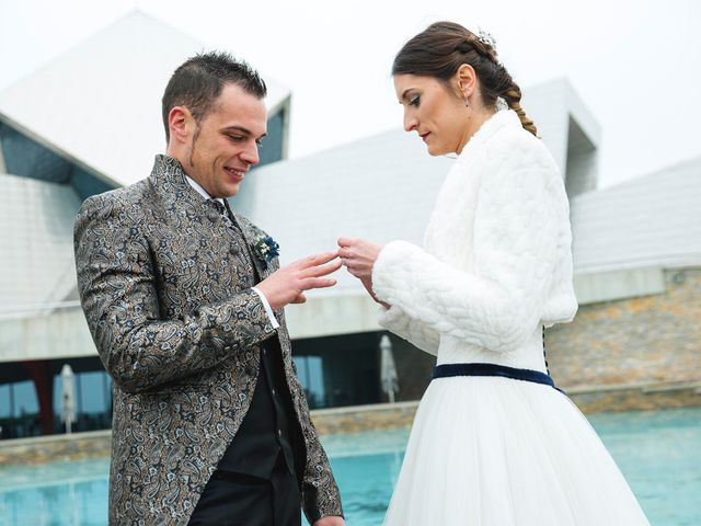 La boda de Marta y Raúl en Barbastro, Huesca 22