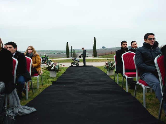 La boda de Marta y Raúl en Barbastro, Huesca 23
