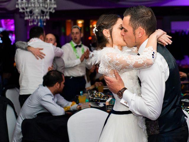 La boda de Marta y Raúl en Barbastro, Huesca 55