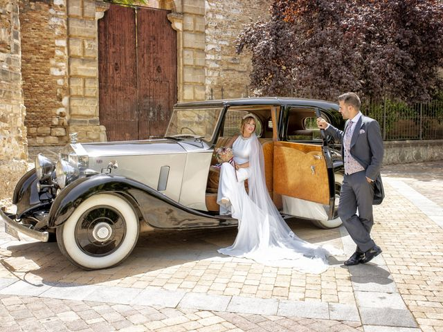 La boda de Alvaro y Ana Maria