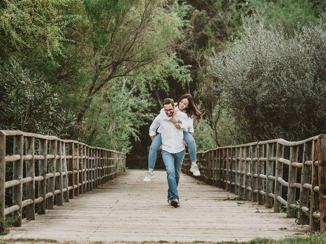 La boda de Javier y Rosario en Villarrasa, Huelva 4