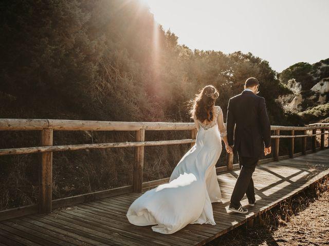 La boda de Javier y Rosario en Villarrasa, Huelva 79