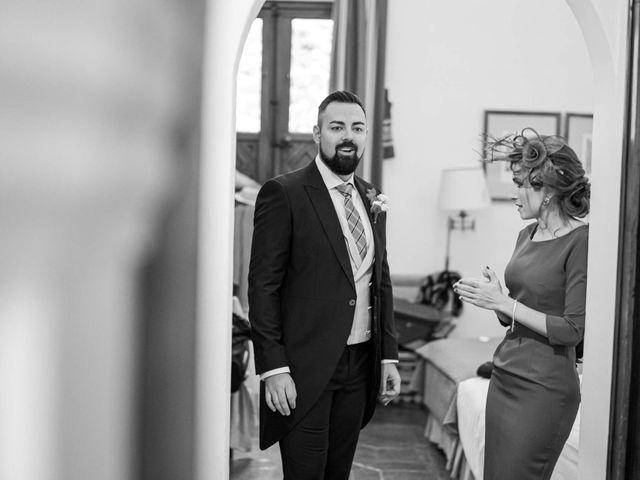 La boda de Pedro y Nuria en Cañamero, Cáceres 5