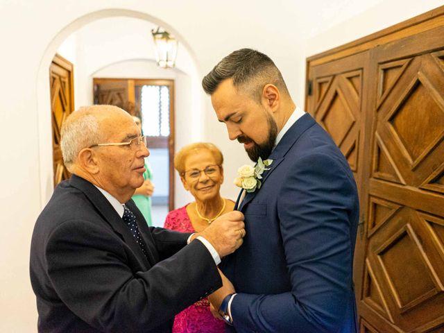 La boda de Pedro y Nuria en Cañamero, Cáceres 6