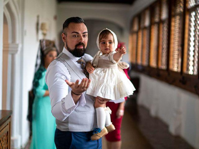La boda de Pedro y Nuria en Cañamero, Cáceres 7