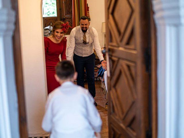 La boda de Pedro y Nuria en Guadalupe, Cáceres 8