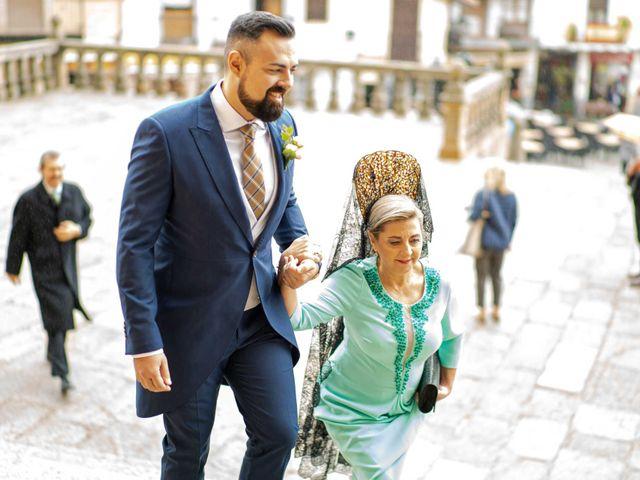 La boda de Pedro y Nuria en Guadalupe, Cáceres 10