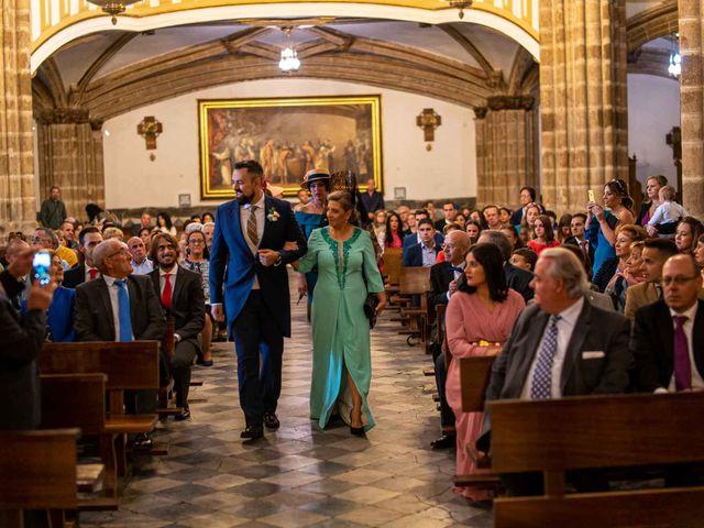La boda de Pedro y Nuria en Guadalupe, Cáceres 12