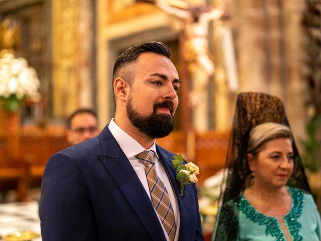 La boda de Pedro y Nuria en Cañamero, Cáceres 14