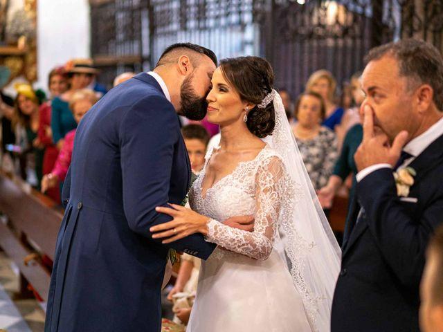 La boda de Pedro y Nuria en Cañamero, Cáceres 15