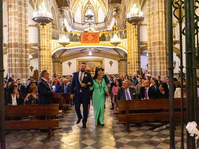 La boda de Pedro y Nuria en Cañamero, Cáceres 17
