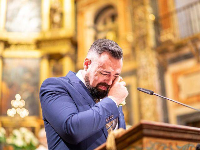 La boda de Pedro y Nuria en Cañamero, Cáceres 22