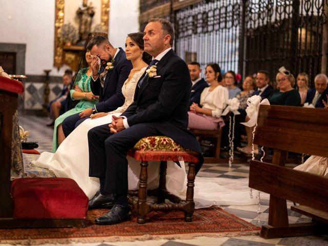La boda de Pedro y Nuria en Cañamero, Cáceres 24