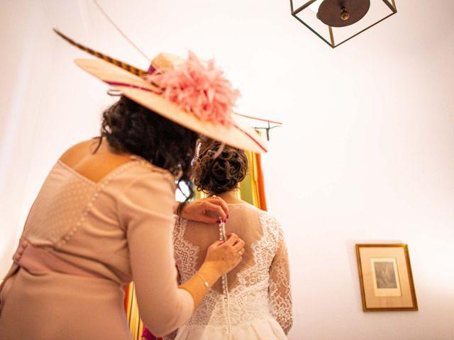 La boda de Pedro y Nuria en Guadalupe, Cáceres 28
