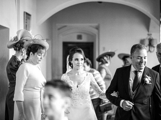 La boda de Pedro y Nuria en Cañamero, Cáceres 34