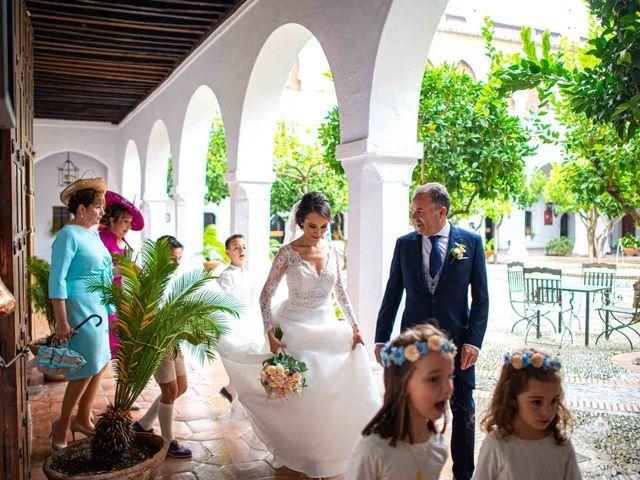 La boda de Pedro y Nuria en Cañamero, Cáceres 36