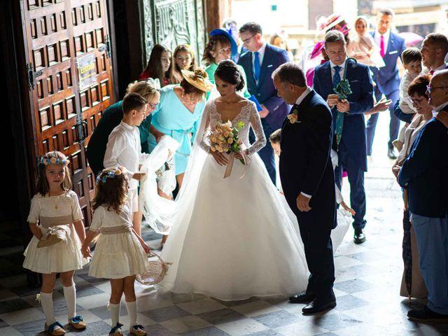 La boda de Pedro y Nuria en Guadalupe, Cáceres 38