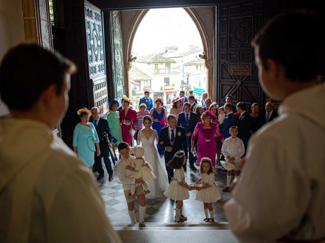 La boda de Pedro y Nuria en Guadalupe, Cáceres 39