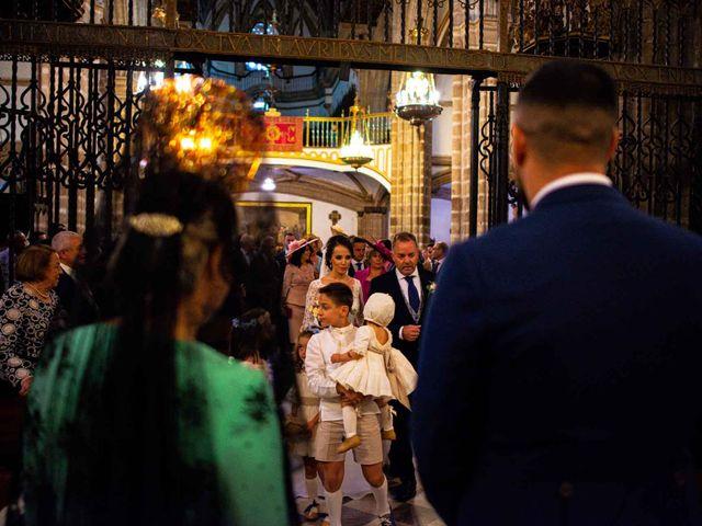 La boda de Pedro y Nuria en Cañamero, Cáceres 41