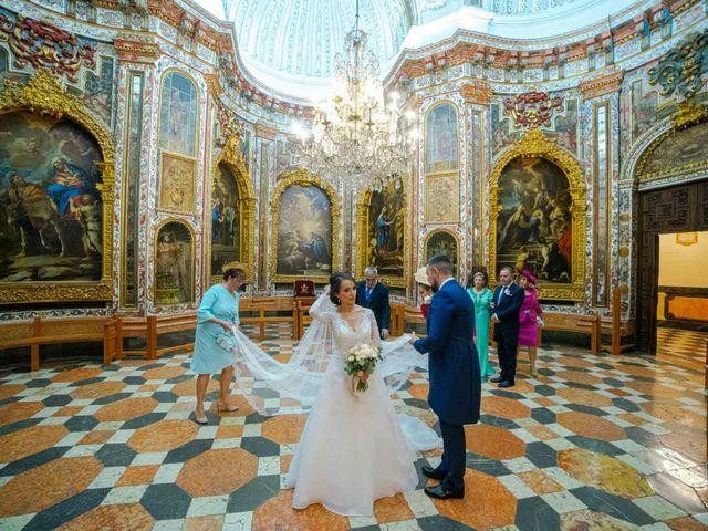 La boda de Pedro y Nuria en Cañamero, Cáceres 43