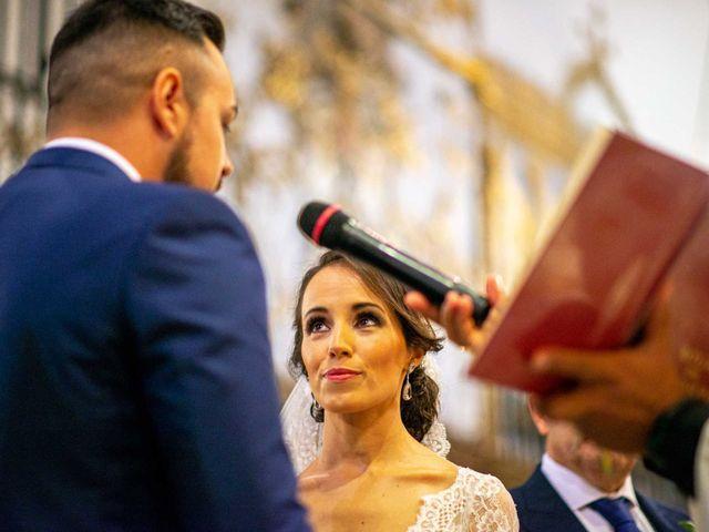 La boda de Pedro y Nuria en Cañamero, Cáceres 45