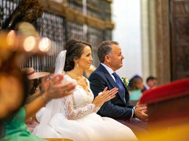 La boda de Pedro y Nuria en Cañamero, Cáceres 51