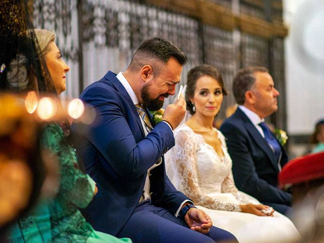 La boda de Pedro y Nuria en Cañamero, Cáceres 52