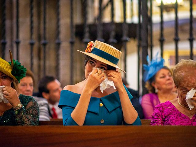 La boda de Pedro y Nuria en Guadalupe, Cáceres 53