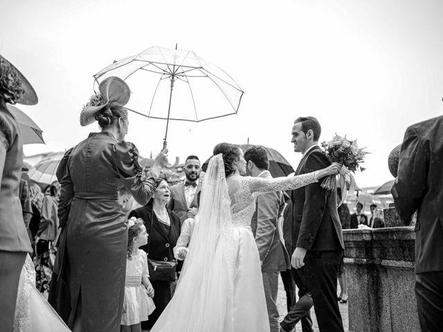 La boda de Pedro y Nuria en Cañamero, Cáceres 58