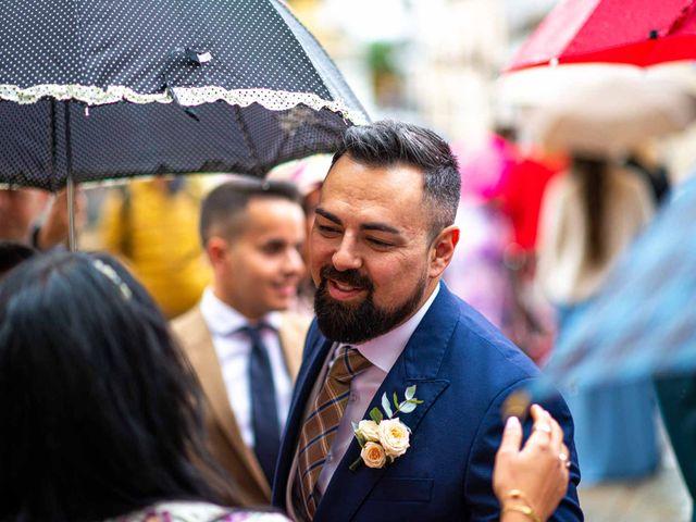 La boda de Pedro y Nuria en Guadalupe, Cáceres 60