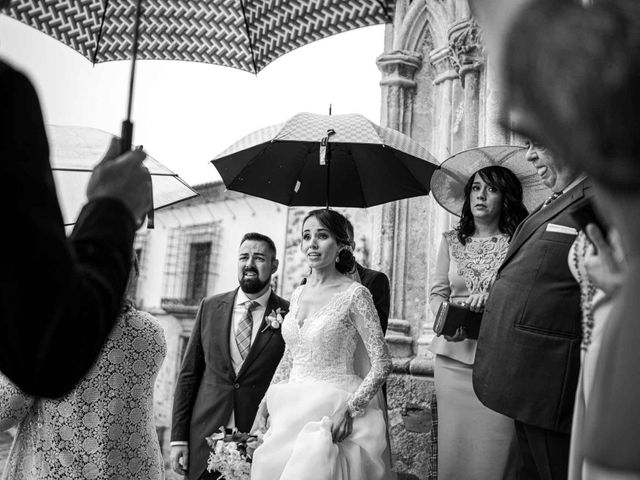 La boda de Pedro y Nuria en Guadalupe, Cáceres 64