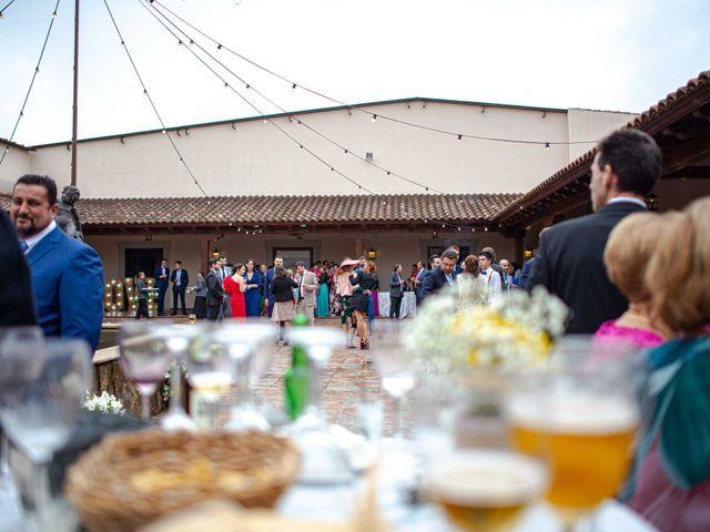 La boda de Pedro y Nuria en Guadalupe, Cáceres 72
